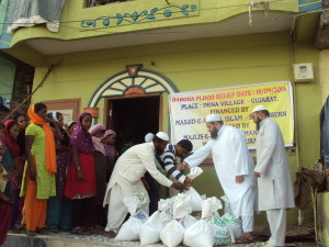 Baroda Flood Relief 2014