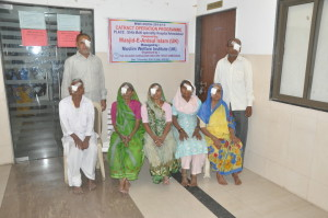 2014 Cataract Operations, Ahmedabad