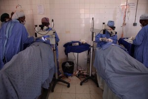 2015 Malawi – Cataract Operations